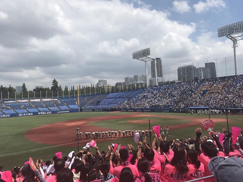 日大鶴ケ丘対日大三高 西東京大会(甲子園100回記念大会予選決勝)