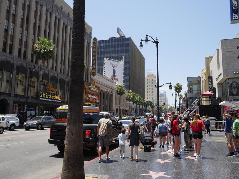 ハリウッド&ハイランド